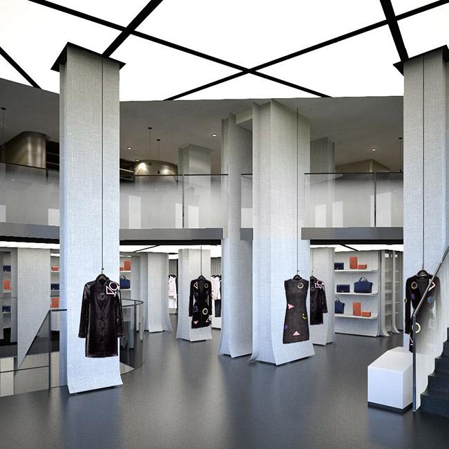 6c056c46a42d Emporio Armani Boutique Paris   Tutondo